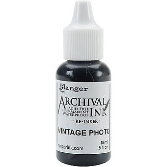 Designer Series Archival Re-Inkers .5oz-Vintage Photo