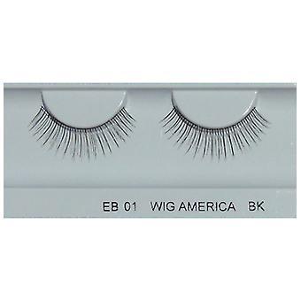 Perücke Amerika Premium falsche Wimpern wig517, 5 paar