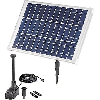 Renkforce 20 W 1007586 Solar pump set 980 l/h