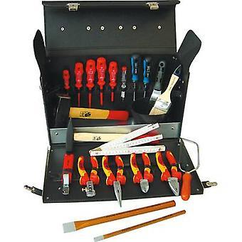 NWS 321-23 Apprentices Tool box (+ tools) 23-piece (L x W x H) 420 x 250 x 150 mm
