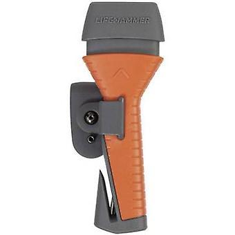 LifeHammer 10660 10660 Incl. holder, Seatbelt cutter, Emergency hammer
