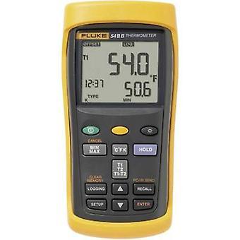 Thermometer Fluke 53-2 50 B HZ -250 up to +1767 °C Sensor type E