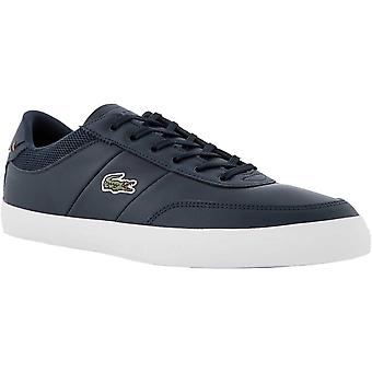 Lacoste Court-Master 118 Leather Trainers