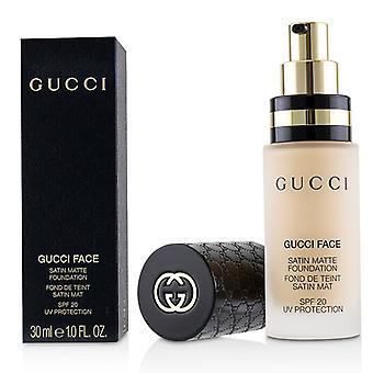 Gucci Gucci Face Satin Matte Foundation SPF 20 - # 060 - 30ml/1oz