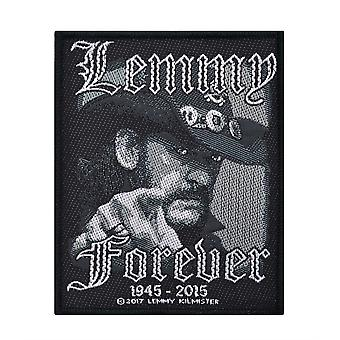 Lemmy Forever Woven Patch
