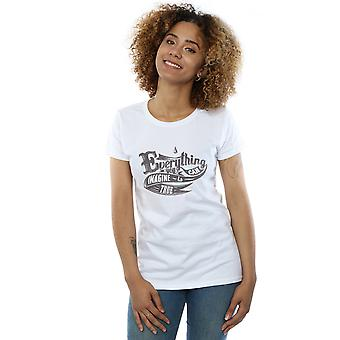 Drewbacca Women's Everything You Can Imagine T-Shirt