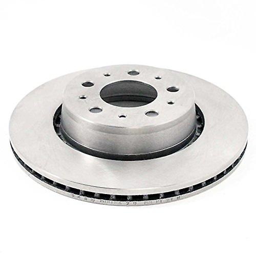 DuraGo BR3488 Front Vented Disc Brake rougeor