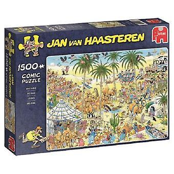 Jumbo jigsaw puzzle 1500pc JvH the OASIS