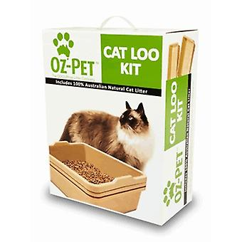 OZ-PET Cat Loo Kit