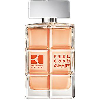 Hugo Boss BOSS oransje mann føler god sommer EDT Spray 100ml