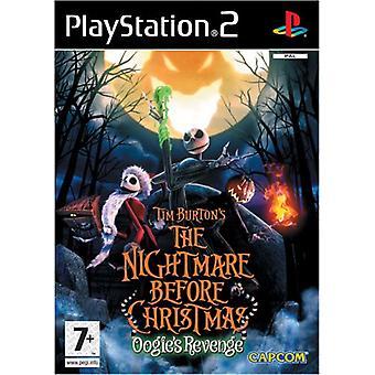 Tim Burtons the Nightmare Before Christmas (PS2)