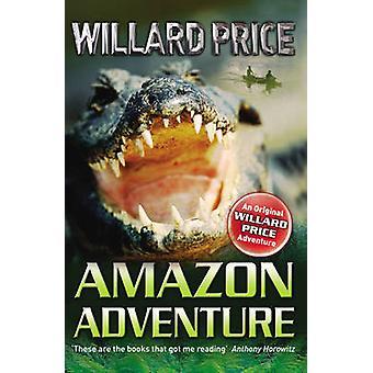 Amazon Adventure Willard hinta - 9780099482260 kirja