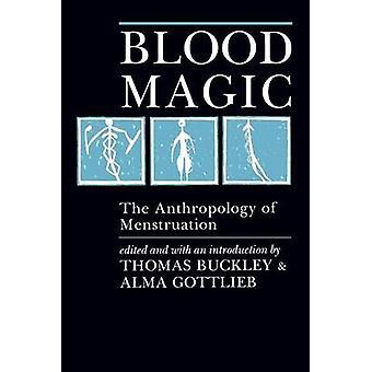 Alm de magia - a antropologia da menstruação por Thomas Buckley - sangue