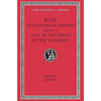 Prace historyczne - v. 2 przez Bede - J. E. King - 9780674992733 książki