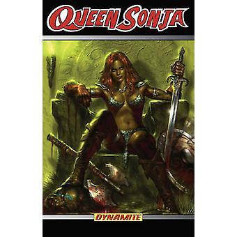 Queen Sonja - v. 1 by Joshua Ortega - Mel Rubi - 9781606901823 Book