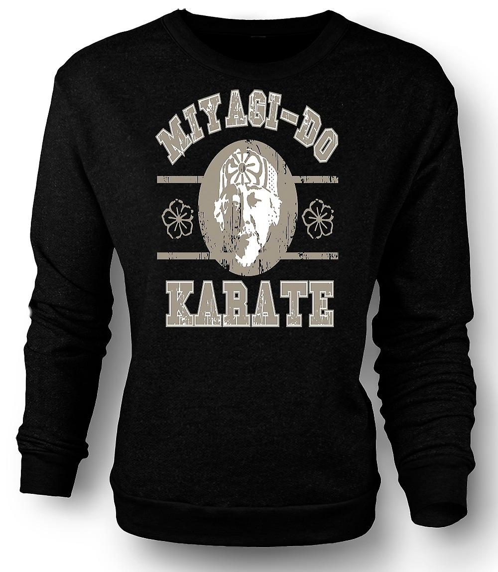 Mens Sweatshirt Mr Miyagi Do - Karate Kid - Movie