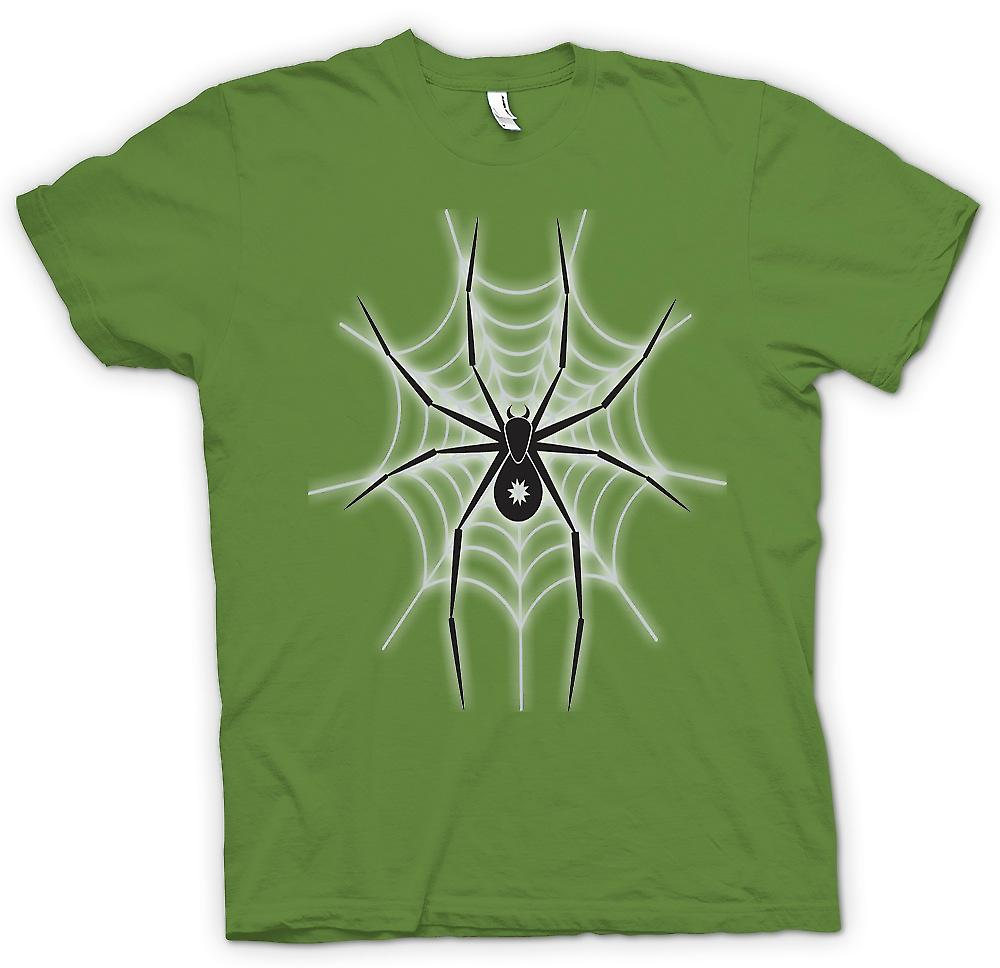 Mens T-shirt - Arachnid Love  Widow