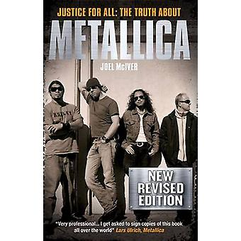 Metallica - Justice for All by Joel McIver - 9781783055418 Book