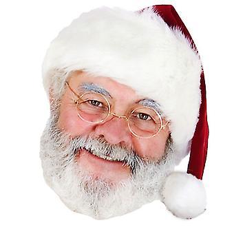 Father Christmas / Santa Card Face Mask