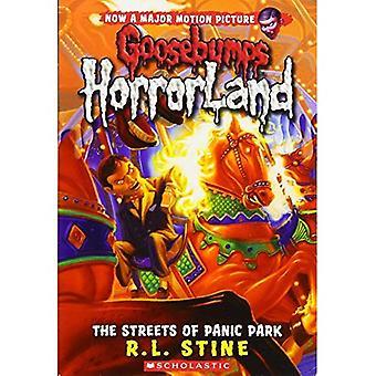 Gatorna i panik Park (gåshud: Horrorland (skolastiska Paperback))