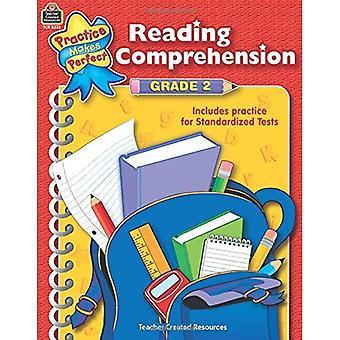Reading Comprehension: Grade 2