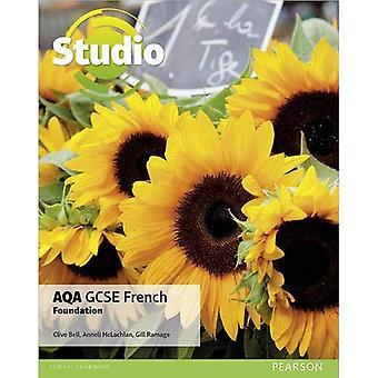 Studio AQA GCSE French Foundation Student Book: Foundation