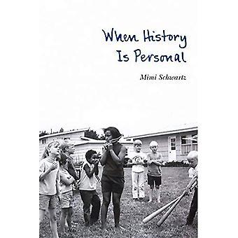 När historien är personliga