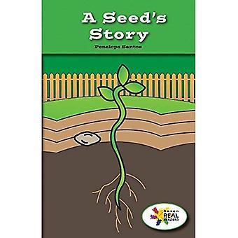 Histoire de la graine (lecteurs de Rosen Real: tige et Collection de vapeur)