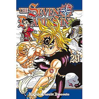 The Seven Deadly Sins 29 (Seven Deadly Sins)