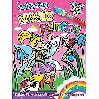 Magische schilderij: Fairy Fun (Award magische schilderij)