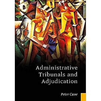 Administratieve rechtbanken en arbitrage