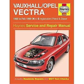 Vauxhall/Opel Vectra Service and Repair Manual: 1995 to 1999 (Haynes Service and Repair Manuals)