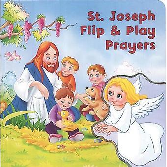 Flip & Play Prayer Book (St. Joseph Kids' Books)