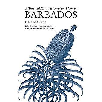 Storia vera & esatto dell'isola di Barbados