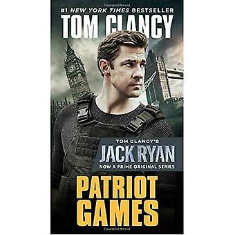 Juegos del patriota (relación de la película) (Jack Ryan novela)