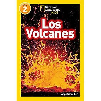 Los lectores de National Geographic Kids: Los Volcanes (L2) (lectores) (lectores)