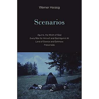Scenarios: Aguirre, the Wrath of God; Every Man for Himself and God Against All; Land of Silence and Darkness; Fitzcarraldo