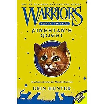 Firestar's Quest (Warrior's Super Edition)