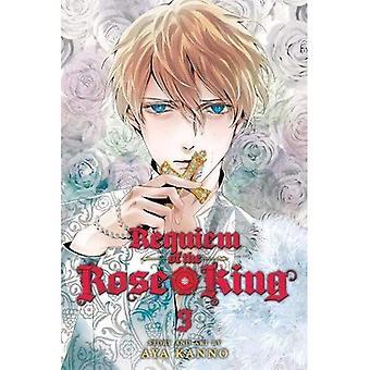 Réquiem do Rose rei Volume 3