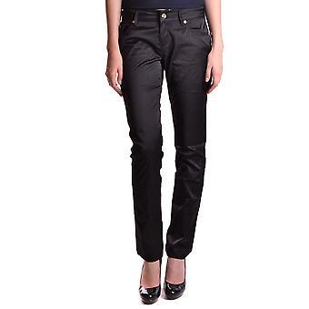 Liu Jo Black Nylon Pants