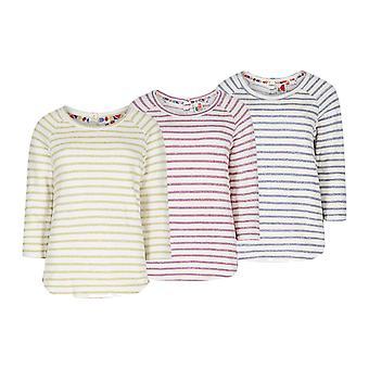 Weird Fish Ladies Roxie Stripe T-Shirt