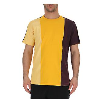 Champion Yellow Cotton T-shirt