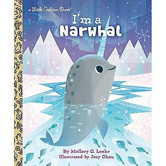 Eu sou um Narwhal (pequeno livro dourado)