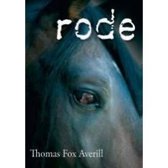 Rode by Thomas Fox Averill - 9780826350305 Book