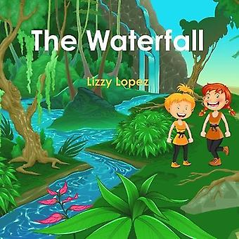 The Waterfall by Lizzy Lopez - 9781387219940 Book