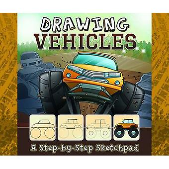 Drawing Vehicles by Mari Bolte - Lucy Makuc - 9781491402924 Book
