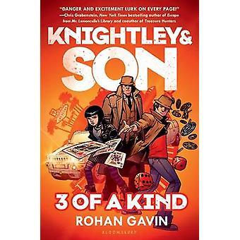 3 of a Kind by Rohan Gavin - 9781619638303 Book