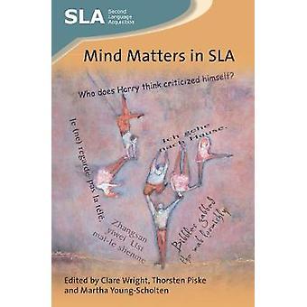 Mind Matters in SLA by Mind Matters in SLA - 9781788921602 Book