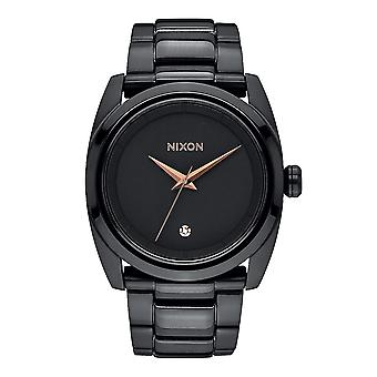 Nixon le Queenpin All Black Damenuhr (A935001)