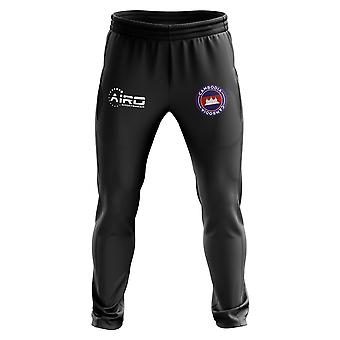 Cambodia Concept Football Training Pants (Black)